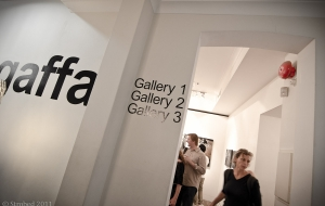 Mark Rowden + Shirley Hersch + Sarah Park + The Photogroup @ Gaffa