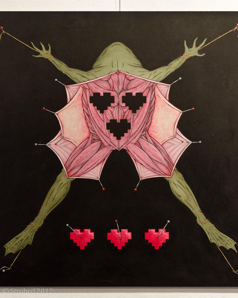 Rebecca Murphy - Frogger: The Autopsy