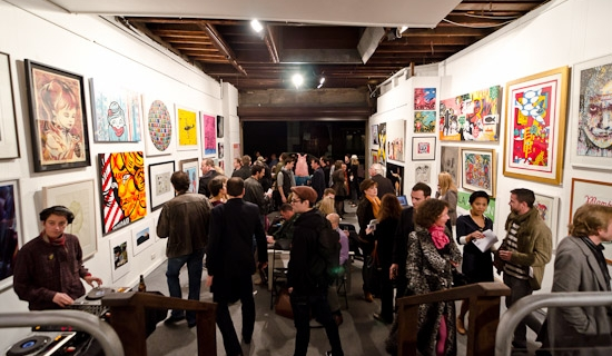Gala Auction @ Global Gallery