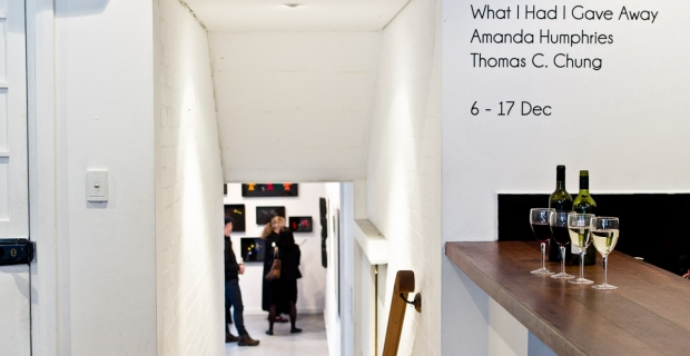 What I Had I Gave Away – Thomas C. Chung + Amanda Humphries @ Hardware Gallery