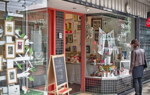 Birdlife – Fiona Roderick @ Sweets Workshop