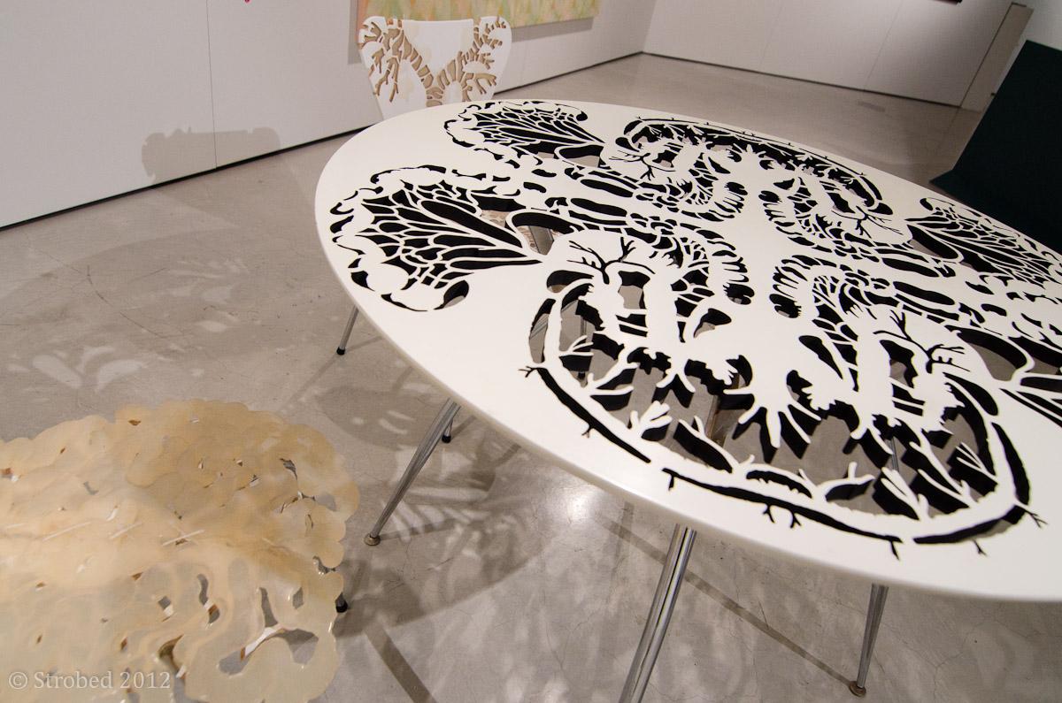 Lisa Jones artwork at UTS Gallery