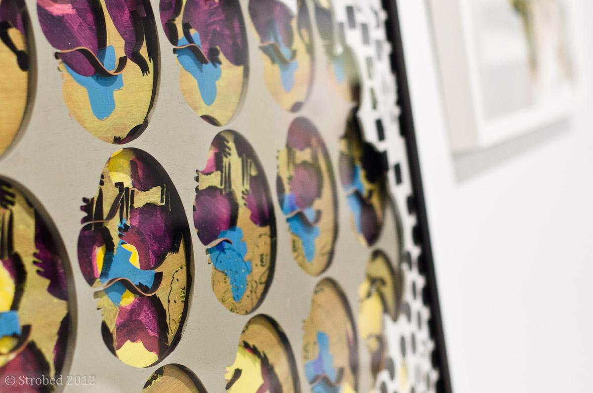 Lorne Grear's artwork at UTS Gallery