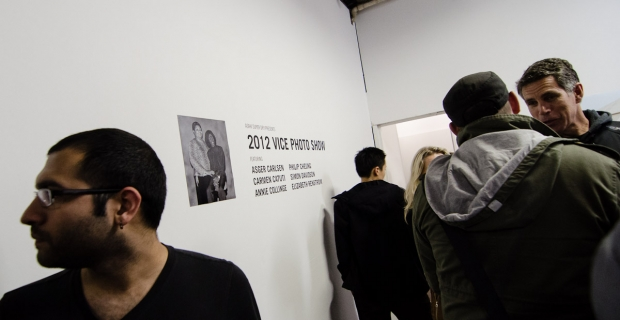 2012 VICE Photo Show @ China Heights