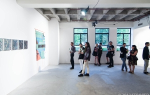 Weaves, Painting Paintings – Ben Barretto @ Gallery A.S.