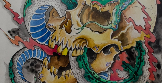 Rising – The Tattoo Movement @ M2 Gallery