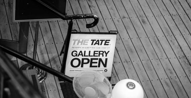 B&W @ The Tate